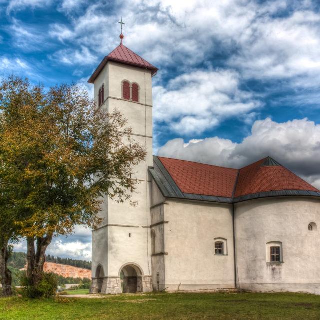 Cerkev sv. Volbenka, Zelše