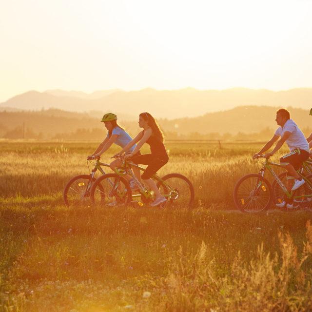 S kolesom po Notranjski, 3 dni
