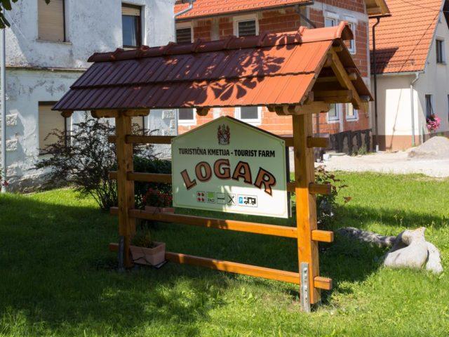 Turistična kmetija Logar Žerovnica