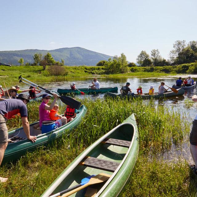Canoe Trip, 3 Days