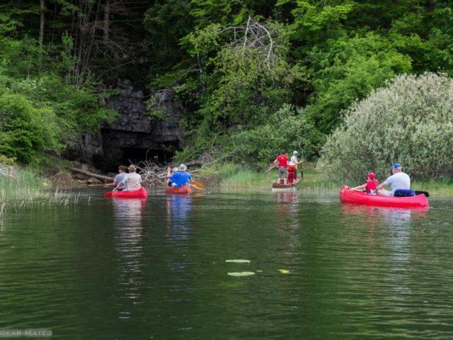 Safari in canoa – Stržen, 1 giorno