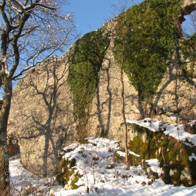 Voden ogled Loškega gradu