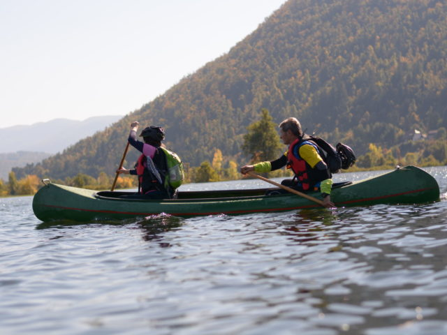 Safari in canoa – Unica, 1 giorno