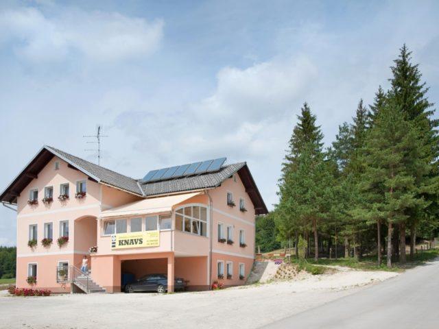 Bauernhof Knavs