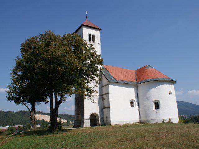 Chiesa di San Volfango, Zelše