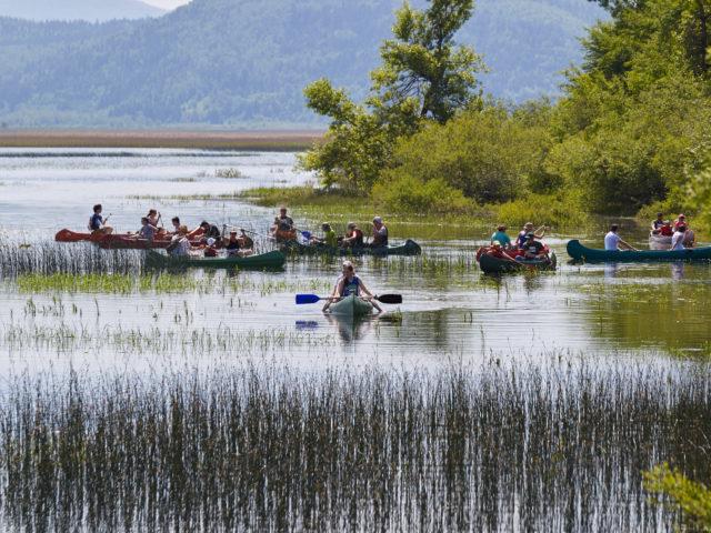 Escursione in canoa di 3 giorni