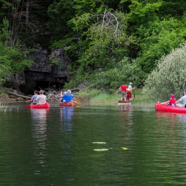 Canoe Safari – Stržen, 1 Day