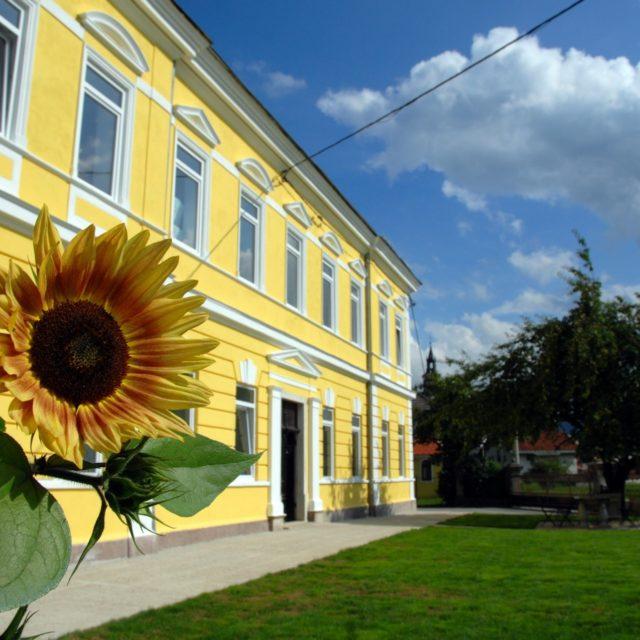 Old School Villa Bloke in Nova Vas