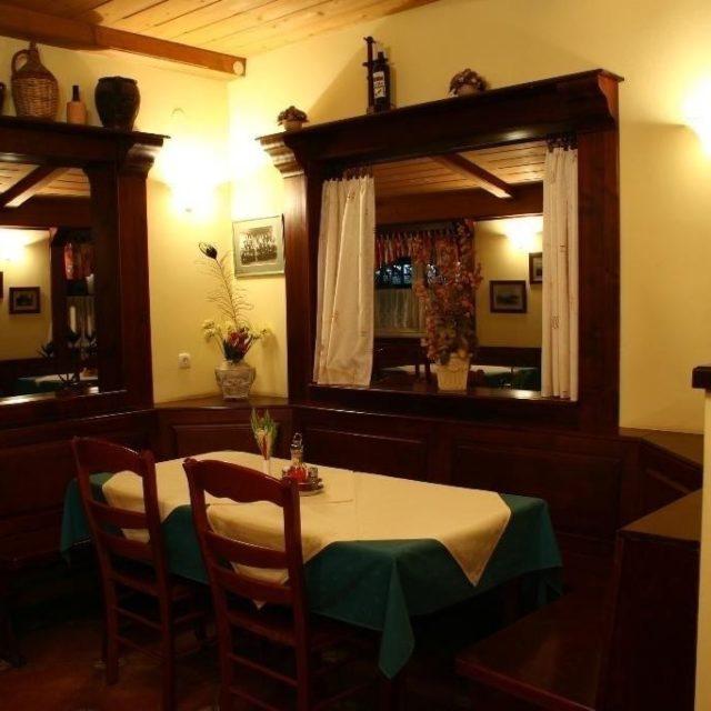 En Krajcar Guest House, Podskrajnik