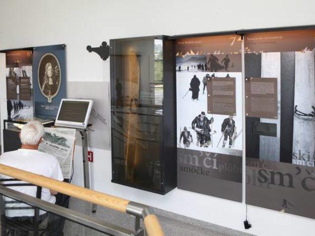 Museo dedicato allo Sciatore di Bloke